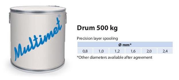 Ambalare la Butoi de 500 kg